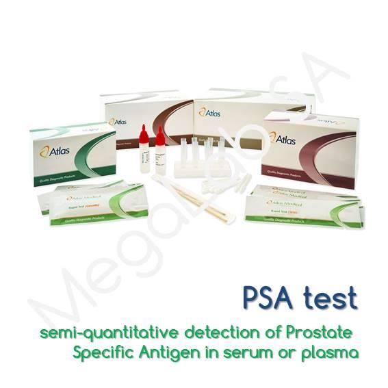 Τεστ ανίχνευσης του καρκίνου του προστάτη (PSA)