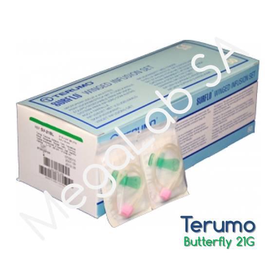 Πεταλούδες Αιμοληψίας 21G