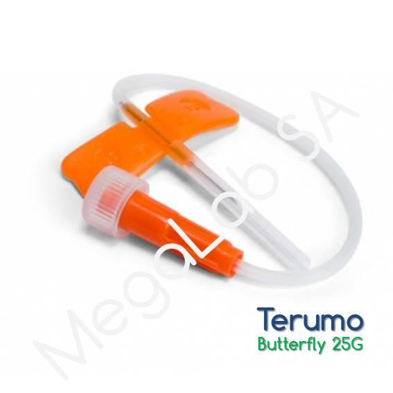 Πεταλούδες Αιμοληψίας 25G (παιδιατρικές)