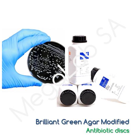 Brilliant Green Agar Modified