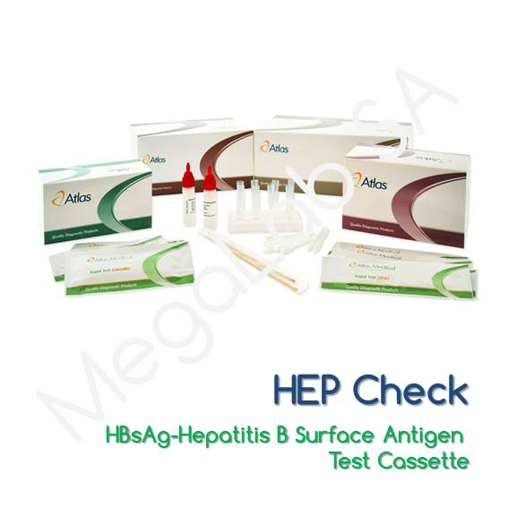 Tεστ Ηπατίτιδας Β (HEP CHECK).