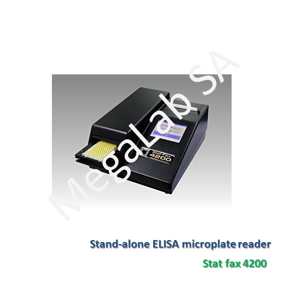 Stand-alone ELISA microplate reader
