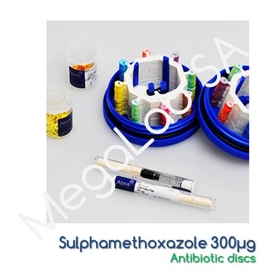 Sulphamethoxazole 300μg, 1x50 Discs
