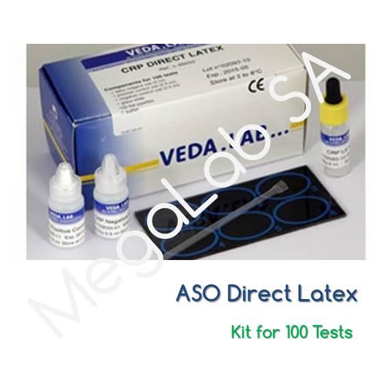 Τεστ ανίχνευσης των αντισωμάτων αντι-στρεπτολυσίνη Ο (ASO)