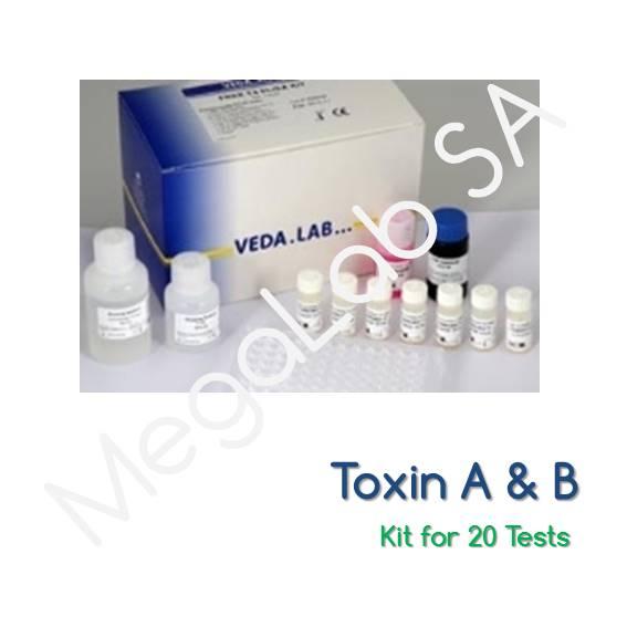 Τεστ Τοξίνης Α και Β